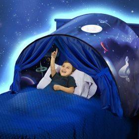 Tente de lit aventure spatiale