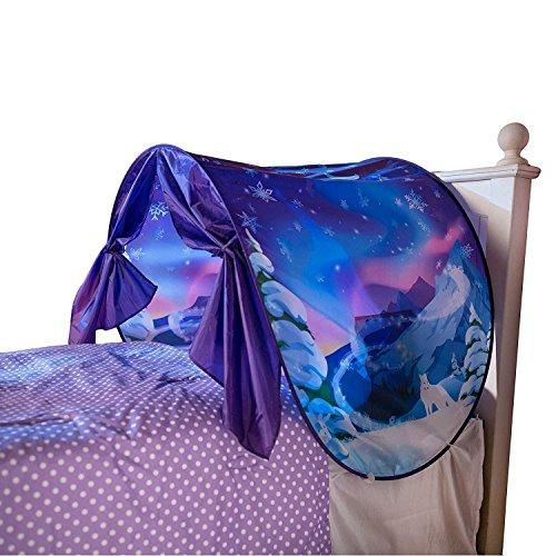 tente de r ve winter wonderland tente de lit pour. Black Bedroom Furniture Sets. Home Design Ideas