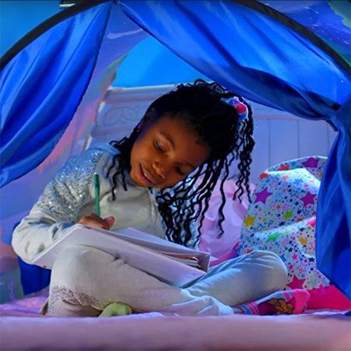 tente de r ve foret magique tente de lit pour enfants. Black Bedroom Furniture Sets. Home Design Ideas